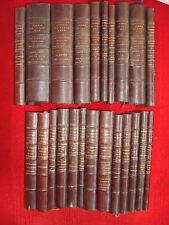 EXPOSITION UNIVERSELLE 1900 Les Colonies Françaises 23 Volumes EXCEPTIONNEL