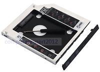2nd HDD SSD Caddy for Toshiba C50-A-157 C75-A-14D C50D-A-13G P50-C-188 P50-A14G