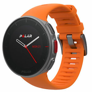 Polar Vantage V GPS Watch With H10 Heart Rate Montior Orange