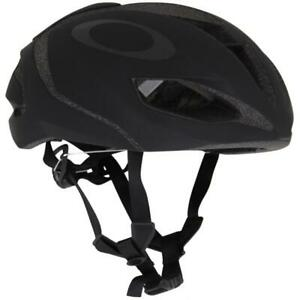 Oakley ARO 5 MIPS Bike Helmet Adult Size M Medium Blackout Matte Black Cycling