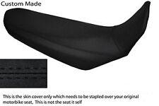 HIGH GRIP BLACK VINYL CUSTOM FITS YAMAHA XT 660 X 04-12 SEAT COVER