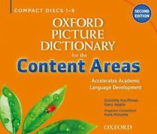 Oxford Picture Dictionary for the Content Areas Class Audio CDS (6) (Oxford Pict