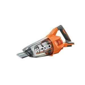 RIDGID 18V Cordless Hand Vacuum Tool Only Crevice Utility Nozzle Extension Tube