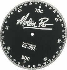 MOTION PRO Degree Wheel / Engine Timing (08-0092)