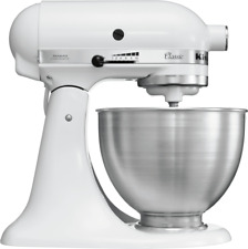 KitchenAid 5K45SS Classic Küchenmaschinen, Weiß