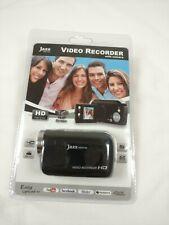 "Jazz Hdv140 Video Camcorder Black 1.44"" Lcd 4X Digital Zoom"