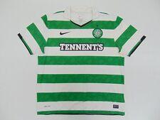 2010 2012 Nike Celtic Glasgow Scotland home shirt jersey soccer rare retro old X