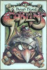 GOBLINS ~ BRIAN FROUD ~ POP-UP BOOK ~ FIRST PRINTING ~ HC