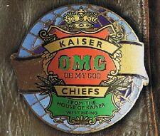KAISER CHIEFS Oh My God CD Single B-Unique 2005