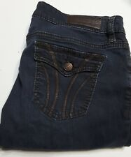 Buffalo David Bitton Flare Dark Wash for Womans (Size: 31x31)