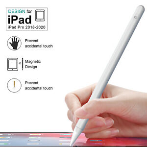 Digital Touch Screen Magnetic Pen Stylus Pencil Rechargeable For Apple iPad Pro