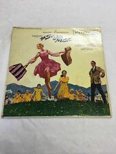 "The Sound Of Music - Rodgers And Hammerstein  [RB6616] 12"" Vinyl"