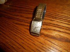 Very Clean Gruen Curvex Men's Wristwatch 17j, 440 Mvt Ca 1946