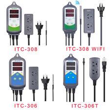 Inkbird Temp Controller  ITC-308 ITC-308 WIFI ITC-306 ITC-306T Heater Waterproof