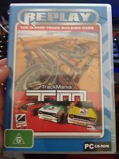 Trackmania -  PC GAME - FREE POST *