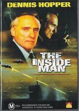 THE INSIDE MAN - DENNIS HOPPER - NEW & SEALED DVD