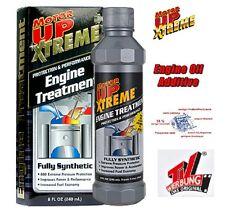 Motor Up X Treme Motorbehandlung, Steigert Leisung,reduziert den Verschleiss