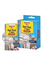 Bed Bug trampas-Paquete de 3 Para El Hogar-trampas y monitores cama insectos Cero en Nueva