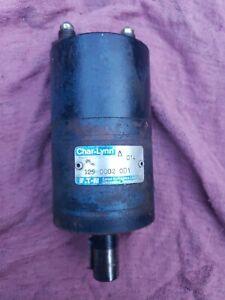 Char Lynn Hydraulic Motor 129 0002 001