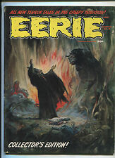 EERIE #2 (7.0) FRAZETTA COVER AND 1ST COUSIN EERIE!