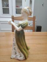 "Royal Doulton Figurine Veneta HN 2722  8"" tall    Mint Condition"