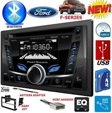 2004-2016 FORD F150/250/350/450/550 CD/DVD BLUETOOTH USB AUX car radio stereo