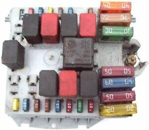 Fiat Punto MK 2 Fuse Box Fusebox Fire 46778448