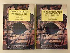 TUNNELS AND WATER VOLUME 1 & 2 Edited by J. MANUEL SERRANO A.A.BALKEMA 2 VOLUMI