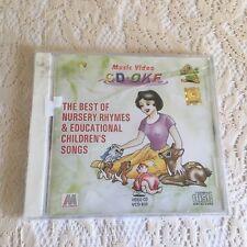 The Best of Nursery Rhymes & Educational Children's Songs CD