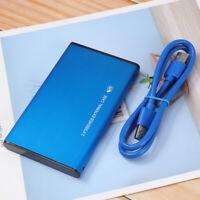 Externe Festplatte USB 3.0 500G 1TB 2TB exFAT Memory Drive Festplattengehäuse