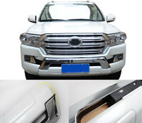 For Land Rover Discovery LR4 14-16 Car Front Bumper Protector Tow Eye Bull Bar