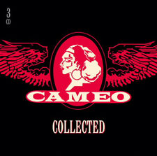 Cameo COLLECTED Best Of 51 Essential Songs COLLECTION New Sealed 3 CD