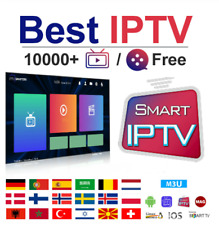 IP TV 3 Months Best Subscription All App's - Android Smart TV Adult Channels ON