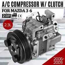 Up A//C AC Compressor 4 Seasons 909277 fits 07-08 Mazda CX-7 CX7 2.3L-L4 Best
