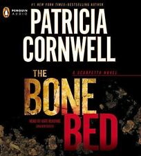 Scarpetta: The Bone Bed 20 by Patricia Cornwell (2012, CD, Unabridged)