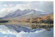 Scotland Postcard - The Cuillin Hills of Skye - Ref ZZ5722