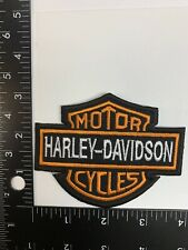 Harley Davidson Iron On Patch