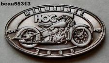 2009 HARLEYDAVIDSON OWNERS GROUP HOG MILWAUKEE CELEBRATION VEST JACKET PIN