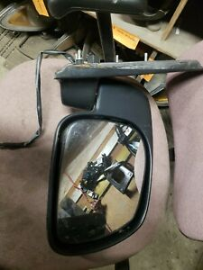 For Ford F-250 Super Duty 08-10 Side View Mirror Passenger Side Power View