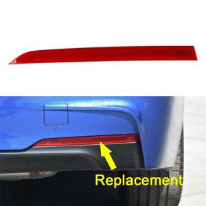 Rear Bumper Reflector M Sport Right Hand Saloon For BMW 3 / F30 / F31 2011-2015