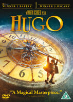 Hugo DVD (2012) Frances de la Tour, Scorsese (DIR) cert U ***NEW*** Great Value