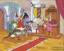 Granada-Granadinas Bloque 139 (completa edición) nuevo con goma original 1987 wa
