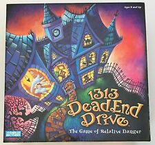 Parker Brothers 1313 DeadEnd Drive The Game of Relative Danger