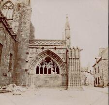DOL 1899 - Porche de la Cathédrale - Bretagne 111