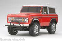 Tamiya 58469 Ford Bronco CC01 RC Kit *WITH* Tamiya ESC Unit
