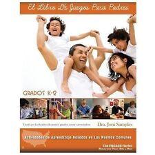 El Libro de Juegos Para Padres (Paperback or Softback)