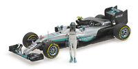 #410160806 - Minichamps Mercedes F1 - W07 Hybrid #6 N.Rosberg - 2016 - 1:43