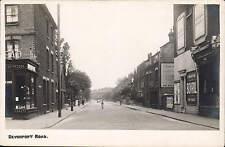Shepherds Bush near Hammersmith. Devonport Road.