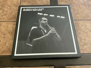 The Complete Capitol & Atlantic Recordings Of Jimmy Giuffre Mosaic MD6-176 SS CD