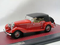Matrix 1934 Mercedes-Benz 500K Tourer by Mayfair closed 1/43 Limited Edition 199
